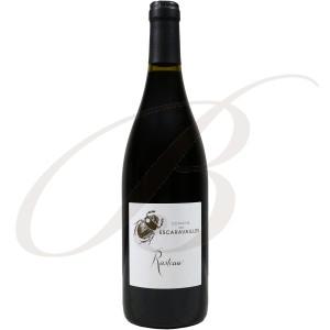Rasteau, Domaine des Escaravailles (Rhône), 2015 - Vin Rouge