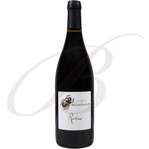 Rasteau, Domaine des Escaravailles (Rhône), 2018 - Vin Rouge