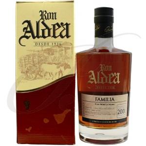 Rum Aldea, Familia, 2001, Canaries, 40% vol.