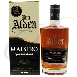 Rum Aldea, Maestro, 2006, Canaries, 40% vol.