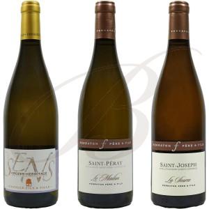 Sélection de 6 Vins Blancs de la Vallée du Rhône