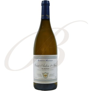 Saint-Aubin, Premier Cru, En Remilly, Domaine Aymeric Mazilly (Bourgogne), 2012 - white wine