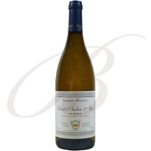 Saint-Aubin, Premier Cru, En Remilly, Domaine Aymeric Mazilly (Bourgogne), 2016 - Vin Blanc