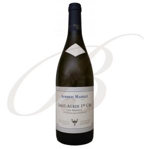 Saint-Aubin, Premier Cru, En Remilly, Domaine Aymeric Mazilly (Bourgogne), 2018 - Vin Blanc