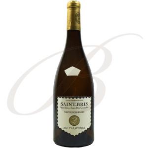 Saint-Bris, Sauvignon, Bailly-Lapierre (Bourgogne), 2018 - Vin Blanc