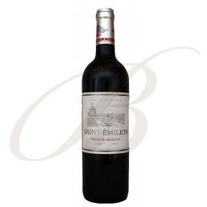 Saint-Émilion, Private Reserve (Bordeaux), 2016 - Vin Rouge
