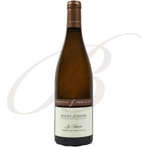 Saint-Joseph Blanc, La Source, Ferraton (Rhône), 2015 - Vin Blanc