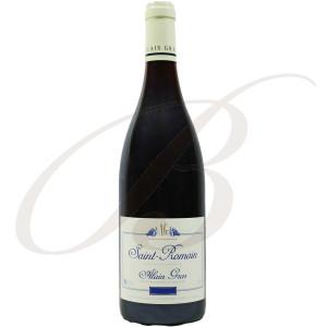 Saint-Romain, Domaine Alain Gras (Bourgogne), 2017 - Vin Rouge