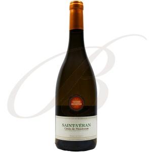 Saint-Véran, Croix de Montceau (Bourgogne), 2015 - Vin Blanc