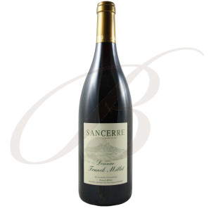 Sancerre Rouge, Domaine Franck Millet (Loire), 2018 - Vin Rouge
