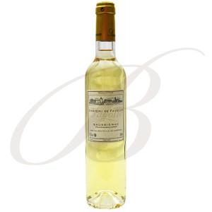 Château de Fayolle, Saussignac, Doux (Bergerac), 2013 Half-Litres, 50cl. - Vin Blanc