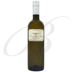 Sauvignon Blanc-Viognier, L'Arjolle (Côtes de Thongue), 2018 - Vin Blanc