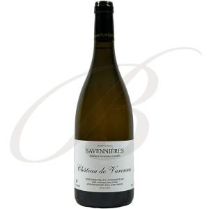 Savennières, Château de Varennes (Loire), 2014 - Vin Blanc
