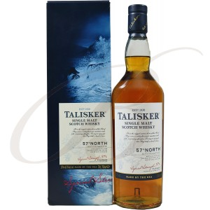 Talisker, 57° North, Isle of Skye Single Malt Scotch Whisky, Écosse