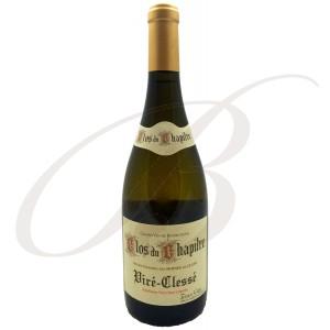 Viré-Clessé, Clos du Chapître, Jacques Dépagneux (Bourgogne), 2013 - vin blanc