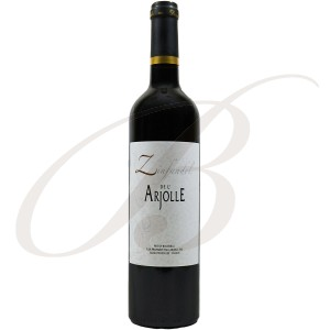 Zinfandel de l'Arjolle (Languedoc), 2015 - Vin Rouge