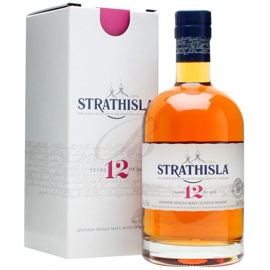 ab7ca9d4b585 Scotch Whisky Strathisla, 12 ans d'age - Boursot - EN