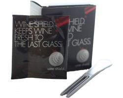 Wine Shield Wine Savers  Box of 10 click to enlarge click to enlarge
