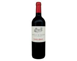 Ch teau de Musset  Cuv e Compostelle   Lalande de Pomerol   Bordeaux   2015  Vin Rouge click to enlarge click to enlarge