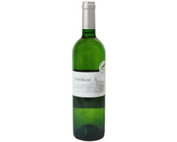 Ch teau de Fayolle  Bergerac Sec  Bordeaux   2019 Vin Blanc click to enlarge click to enlarge