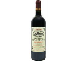 Ch teau Haut Bages Monpelou  Cru Bourgeois  Pauillac  Bordeaux   2015 Vin Rouge click to enlarge click to enlarge