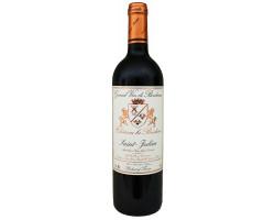 Ch teau La Bridane  Cru Bourgeois Saint Julien  Bordeaux   2014 Vin Rouge click to enlarge