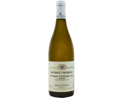 Chablis Premier Cru  Beauroy  Maurice Tremblay  2017 Vin Blanc click to enlarge click to enlarge