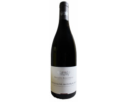 Chassagne Montrachet Rouge   Domaine Philippe Bouzereau  Burgundy   2018 Vin Rouge click to enlarge click to enlarge
