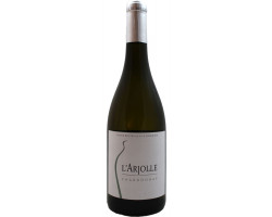 Chardonnay  Equilibre  Domaine de l Arjolle  Languedoc   2019 Vin Blanc click to enlarge click to enlarge