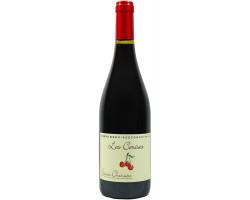 Les Cerises  Domaine Boissezon Guiraud  Saint Chinian   2017 Vin Rouge click to enlarge click to enlarge