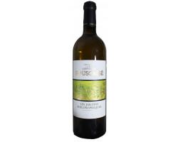Les Jardins Philosophiques  Ch teau Bouscass    Pacherenc du Vic Bilh Sec  C tes de Gascogne   2015 Vin Blanc click to enlarge