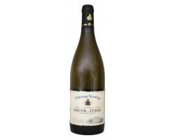 M con Fuiss   Ch teau Vitallis  Burgundy   2020  8203  Vin Blanc click to enlarge