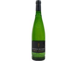 Picpoul de Pinet  Domaine Morin Langaran  Languedoc   2020 Vin Blanc click to enlarge