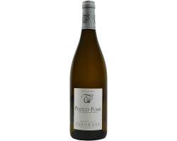 Pouilly Fum  233   Domaine Tabordet  Loire   2019 Vin Blanc click to enlarge click to enlarge