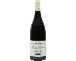 Saint Romain Rouge  Domaine Alain Gras  Burgundy   2019  Vin Rouge click to enlarge click to enlarge