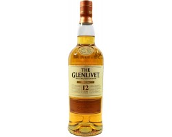 The Glenlivet Single Speyside Malt Scotch Whisky    First Fill  12 years old  40  click to enlarge click to enlarge