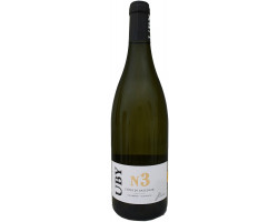 Colombard Sauvignon N  3  Domaine Uby  Gascogne   2020  8203  Vin Blanc click to enlarge